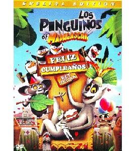The Penguins Of Madagascar Happy Julien Day Película Películas