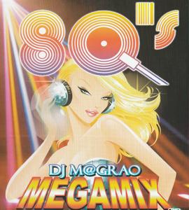 80's Megamix - Dj M@grao - Película - películas en DVD en Bolivia